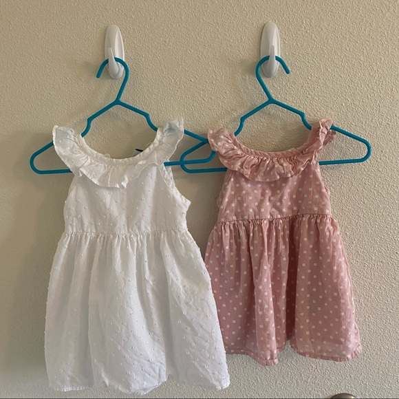 Old Navy Baby Girl Dresses 0-6 months